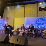 Les foulées littéraires Invité d'honneur Raymond Domenech