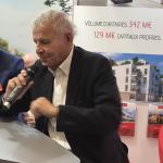 Salon SIMI - JT présenté par Patrick Poivre d'Arvor