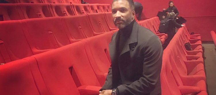 Avant première du film La Voie de la Justice avec Habib Beye et Malika Ménard
