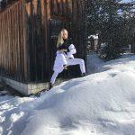 White Turf Longines à St.Moritz avec Ilona Smet