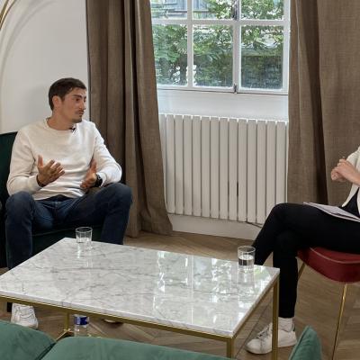 Interview Claude Dartois sur le dépassement de soi